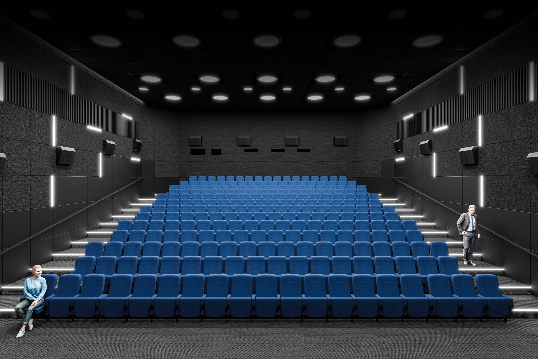 kinosála